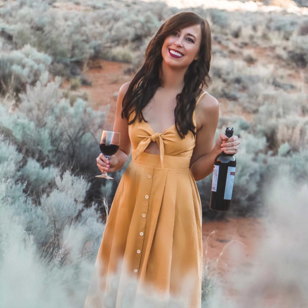 Kristen - Wine Country Chick - Enozioni