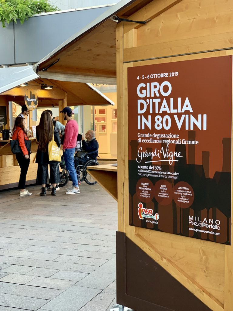 Grandi Vigne, vini italiani di qualità di Iper La grande i.