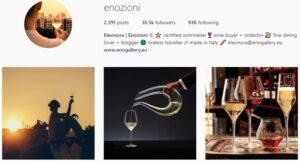 Profilo Instagram Eleonora Galimberti