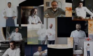 Foto di chef stellati
